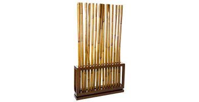 Biombo De Bambú Calidad Y Precio Online Losbiombos
