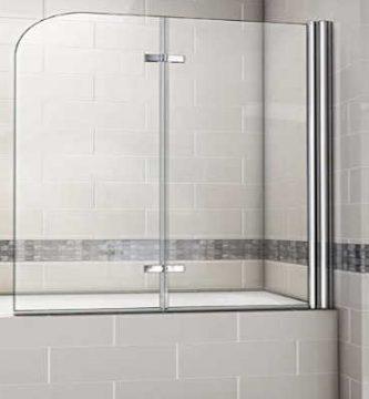 Biombo mampara para bañera